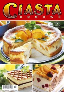 Ciasta Domowe - miesięcznik - prenumerata kwartalna już od 5,90 zł